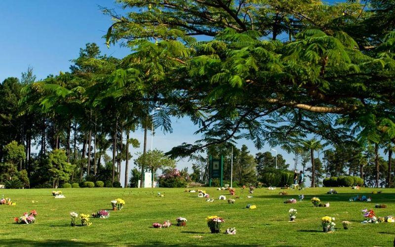 Coroa de Flores Cemitério Pq dos Pinheiros
