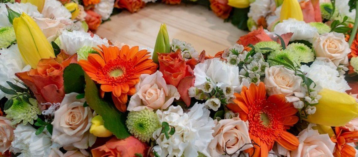 coroa-de-flores-melhores-preços